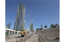 Çankaya'da yıkılan gecekonduların yerine yeni yaşam alanı!