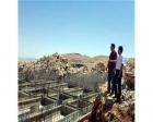 Adıyaman Besni'de okul inşaatlarının temeli atıldı!
