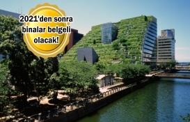 YeS-TR ile yeşil bina sayısı artıyor!