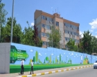 Batman Çevre ve Şehircilik İl Müdürlüğü hizmet binası boyandı!