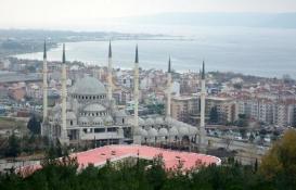 Diyanet'ten ÇOMÜ cami inşaatına 1 milyon TL destek!