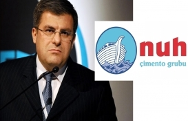 Tevfik Bilgin, Nuh Çimento Yönetim Kurulu Başkanı oldu!