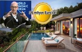 Ferit Şahenk Mandarin Oriental Bodrum'daki lüks evini sattı!