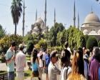 İstanbul'a gelen turist sayısı yüzde 5.5 arttı!