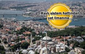 Ulaştırma Bakanlığı'nın İstanbul için planladığı 14 yatırım!