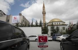 Yeniden Refah Partisi genel merkez binasına taşınıyor!