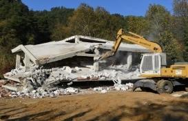 Bursa Osmangazi'de kaçak inşaata zamanında müdahale!