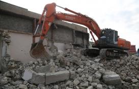 Siirt'te 2018'de 141 metruk ev yıkıldı!
