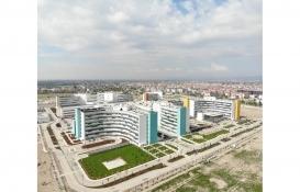 Konya Şehir Hastanesi açılış için hazır!