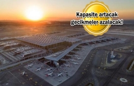 İstanbul Havalimanı'nın 3'üncü pisti 18 Haziran'da açılacak!