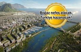 Kanal İstanbul'un internet sitesi açıldı!