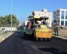 İskenderun'da asfalt çalışmaları hız kesmiyor!