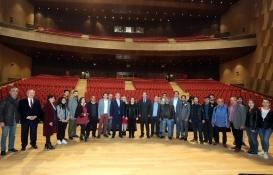 Denizli Nihat Zeybekci Kongre ve Kültür Merkezi tamamlandı!