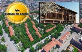Danıştay, Saraçoğlu Mahallesi'nin Emlak Konut'a devrini durdurdu!