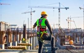 İnşaat sektöründe çalışan sayısı yüzde 5.5'e yükseldi!