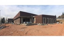 Kocaeli Uzuntarla Kültür Merkezi'nin inşaatı tamamlanıyor!