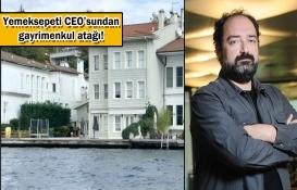 Nevzat Aydın Anadoluhisarı'ndaki Tevfik Bey Yalısı'nı 90 milyon TL'ye aldı!