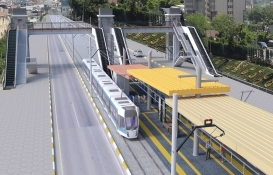Antalya 3. Etap Raylı Sistem projesi hızlandı!