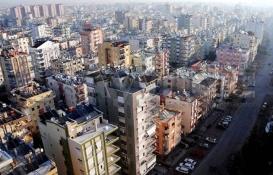 Antalya'da konut satışları yüzde 4.4 arttı!