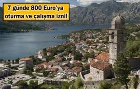 Türkler Karadağ'a göç ediyor!