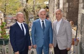 Türk Kızılay Bursa'da yeni yatırımlar yapacak!