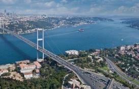 İstanbul Boğazı'nda yeni bina inşaatları yapılıyor!