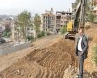 Çiğli'de 75. Yıl Türk Dünyası Parkı'nın yapımı devam ediyor!