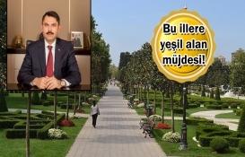 Murat Kurum: 10 yeni millet bahçesini daha açacağız!