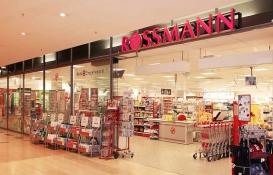 Rossmann 400 mağaza açmayı hedefliyor!