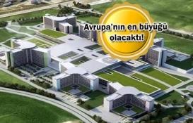 Sancaktepe Şehir Hastanesi'nin ihalesi yine iptal edildi!