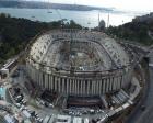Vodafone Arena'nın çatısı 1 ayda yükselecek!