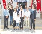 Çaşme Nazım Yazıcılar Camii ibadete açıldı!