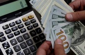 Türkiye'nin brüt dış borç stoku 446.9 milyar dolar oldu!