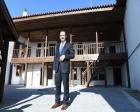 Uşak Belediyesi bir tarihi evin restorasyonunu daha tamamladı!