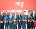 ANKAFF 4. Ankara Mobilya Fuarı açıldı!