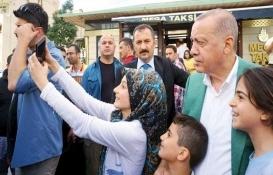 Cumhurbaşkanı Erdoğan'dan kentsel dönüşüm vurgusu!