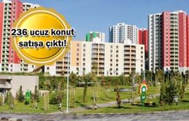 TOKİ'den 667 TL taksitle ev fırsatı!