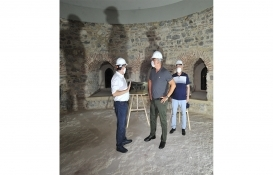 Galata Kulesi'ndeki restorasyon çalışmaları Ekim'de tamamlanacak!