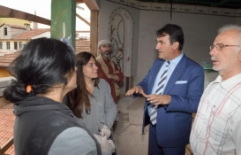 Osmangazi Belediyesi tarihi yapıları ayağa kaldırıyor!