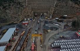 Türkiye'nin en uzun tren tünelinde ışığın görülmesine son 600 metre!
