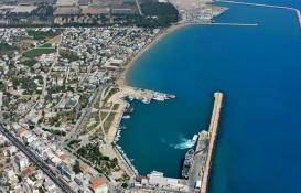 Taşucu Limanı ve Lojistik Tesis Alanı ihalesinde süre uzatıldı!