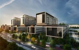 Başakşehir Şehir Hastanesi dünyanın en büyük sismik izolatörlü binası olacak!