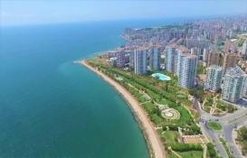 Mersin'de 23.8 milyon TL'ye satılık gayrimenkul!