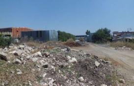 İzmir Gaziemir'de 5,1 milyon TL'ye satılık arsa!