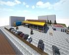 Ordu Korgan'a kapalı pazar yeri inşa ediliyor!