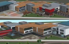 Bursa Bizim Ev Engelliler Sosyal Yaşam Destek Merkezi'nin inşaatı başladı!