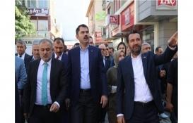 Murat Kurum: Depremin etkilerini en aza indireceğiz!