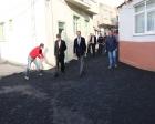 Sinop Belediyesi Fen İşleri asfalt çalışmaları sürüyor!