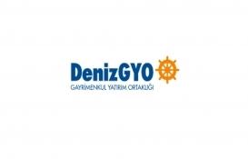 Deniz GYO'nun 260 milyon TL finansman bonosu ihracı tamam!