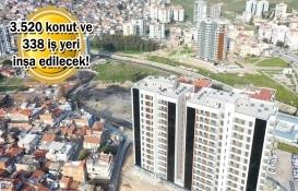 İzmir Örnekköy'de kentsel dönüşüm için iki ihale birden!